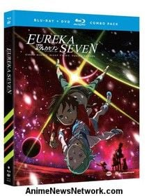 Eureka Seven: Good Night,​ Sleep Tight,​ Young Lovers BD+DVD