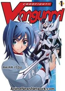 Cardfight!! Vanguard GN 1