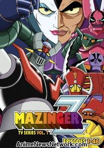 Mazinger Z Sub.DVD Part 1