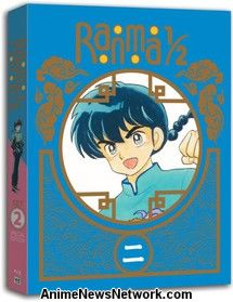 Ranma ½ Blu-Ray Set 2