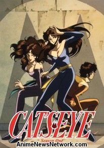 Cat's Eye Sub.DVD