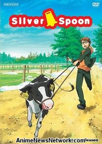 Silver Spoon Sub.DVD
