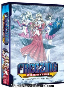 Freezing Vibration BD+DVD