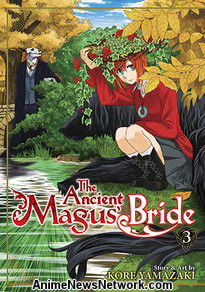 The Ancient Magus' Bride GN 3