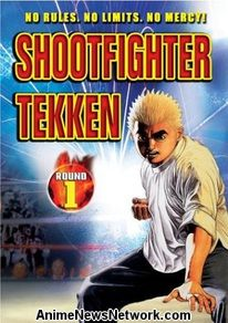 Shootfighter Tekken DVD 1