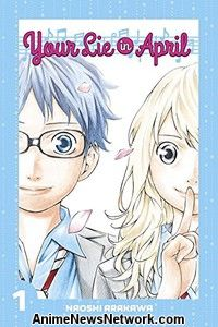 Your Lie in April GN 1
