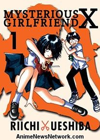 Mysterious Girlfriend X GN 1