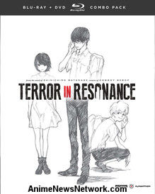 Terror in Resonance BD+DVD