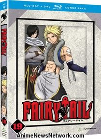 Fairy Tail BD+DVD Part 19