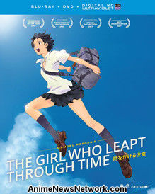 The Girl Who Leapt Through Time [Hosoda Collection] BD+DVD