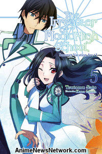 The Irregular at Magic High School Novel 5