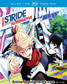 Prince of Stride: Alternative BD+DVD