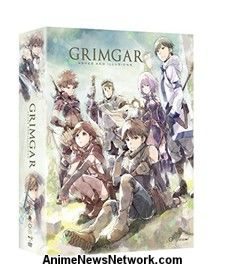 Grimgar: Ashes and Illusions BD+DVD