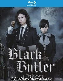 Black Butler: The Movie BD+DVD