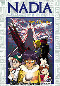 Nadia: Secret of Blue Water DVD 5
