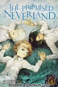 The Promised Neverland GN 4