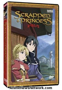 Scrapped Princess DVD 1