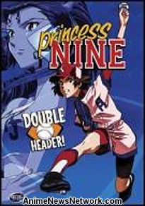 Princess Nine DVD 2