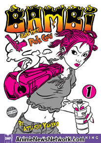 Bambi and her Pink Gun GN 1