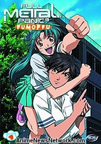 Full Metal Panic? Fumoffu DVD