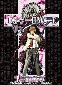 Death Note GN 1