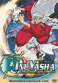 InuYasha the Movie 3: Swords of an Honor