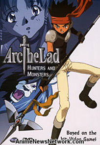 Arc the Lad DVD 1 - Hunters and Monsters
