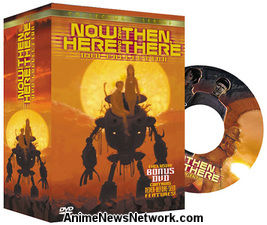 Now and Then, Here and There DVD