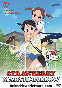 Strawberry Marshmallow DVD 1