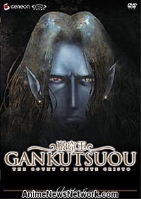 Gankutsuou: The Count. . . DVD 6