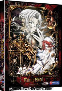 Trinity Blood DVD 1