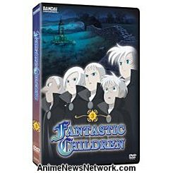 Fantastic Children DVD 1-3