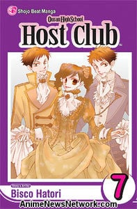 Ouran High School Host Club GN 7