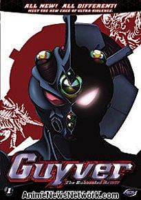 Guyver: The Bioboosted Armor DVD 1