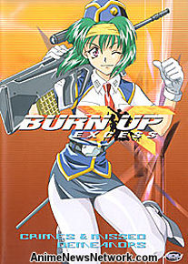 Burn Up Excess DVD 2