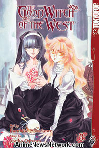The Good Witch of the West GN 3-4