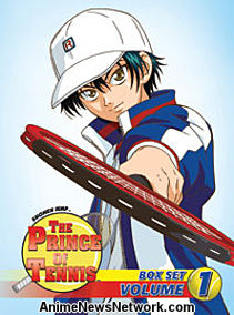 The Prince of Tennis DVD