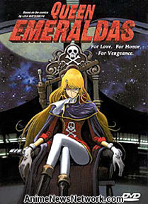 Queen Emeraldas DVD