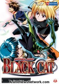 Black Cat DVD 5