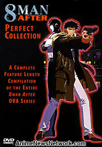 8 Man After Perfect Collection DVD