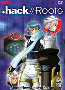 .hack//Roots DVD 3