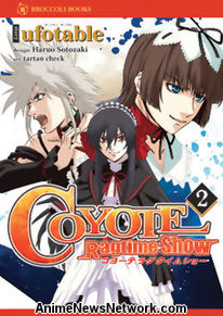Coyote Ragtime Show GN 2
