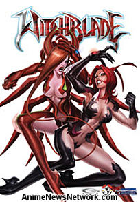 Witchblade DVDs 2 and 3
