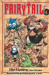 Fairy Tail GN 1
