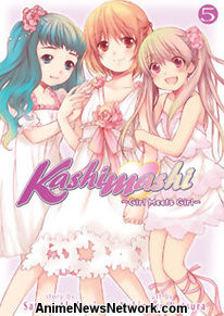 Kashimashi ~Girl Meets Girl~ GN 4 and 5