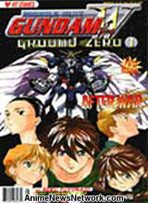 Gundam Wing: Ground Zero GN 1-4