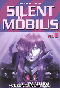 Silent Mobius GN 8