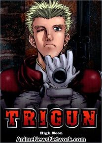 Trigun - High Noon DVD