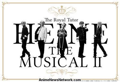 皇家导师漫画获得第二舞台音乐在2019年4月 - 漫联ACG