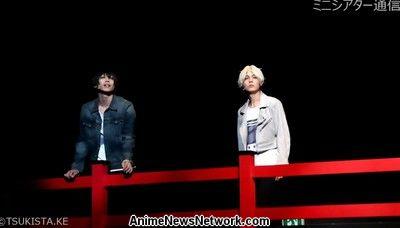 第六 Tsukiuta 舞台剧在剪辑中预览 - 漫联ACG